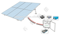 high efficient off-grid solar power system for home use