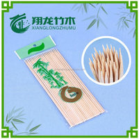 3.0*180round bamboo stick for bbq
