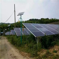 Best Quality 18V High Pressure Solar Panel 250W Solar System