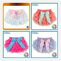 Petti Lace diaper covers Ruffle baby underwear for cute girls baby underwear pattern