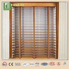 China , último de la ventana de madera / madera cenefa ciegos