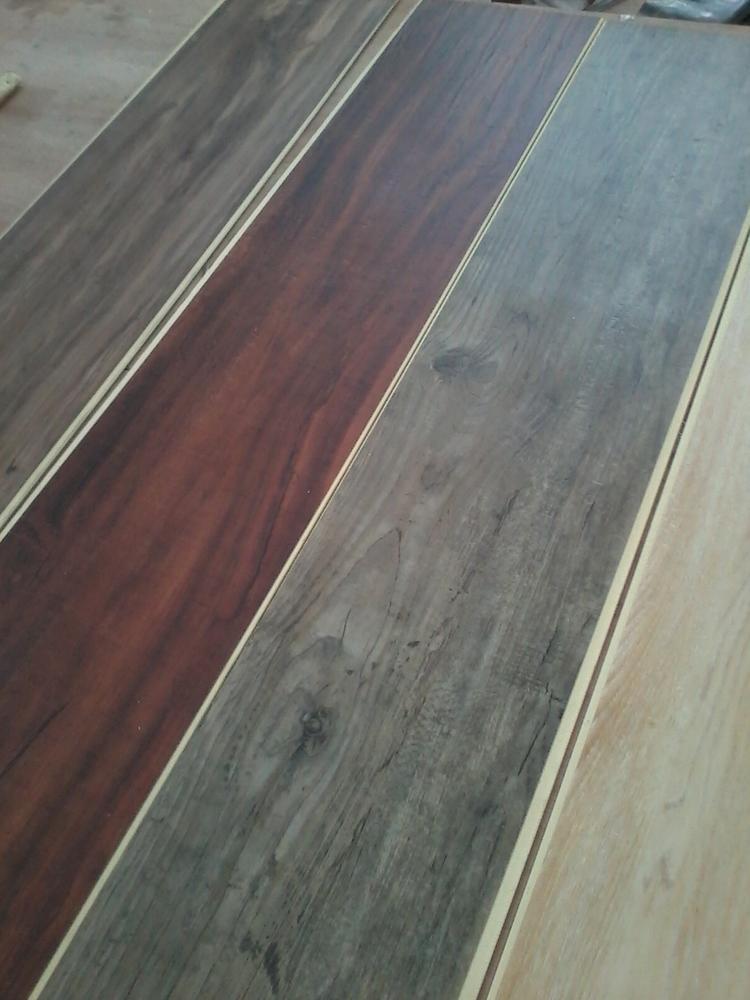 Pvc Waterproof Flooring : Waterproof interlocking pvc vinyl flooring plank view