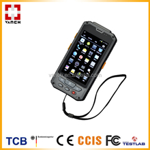 GEN2 EPC smart phone UHF RFID PDA READER with barcode scanner terminal