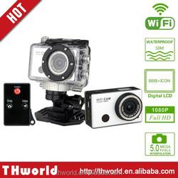 super hot hd 1080p helmet sport action camera F21 waterproof sport camera remote