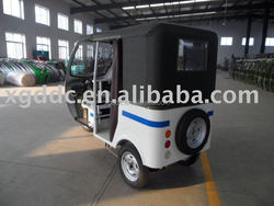 Battery Electric Passenger Bajaj