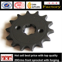 Top quality front sprocket for motorcycle,sprocket motorcycle,sprockets and chains