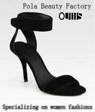 Baratos zapatos de las mujeres sandalias de gamuza zapatos sexy n-hp807