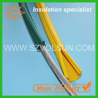 220KV Silicone Rubber Waterproof Sleeve Cover