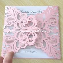 Cheap wholesale arab wedding invitations fancy wedding invitation card