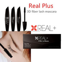 cosmetics make your own brand, naked mascara, real plus 3D mascara