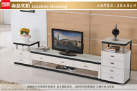 wooden lcd tv stand design