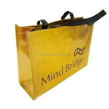 Wholesale Reusable 2015 new fashion custom made shopping bags