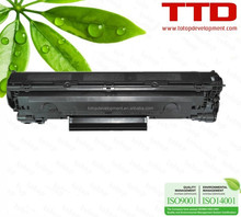 TTD CB435A / CB436A / CE285A Universal New Empty Toner Cartrigde for 35A 36A 85A Empty Cartridge