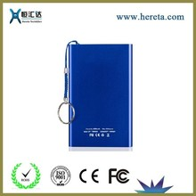 Super thin electronics mini projects power bank for mobile