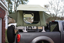 2015 new product 2-3 person truck roof top tent for camping