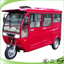 Popular gas powered adult tricycle three wheeler