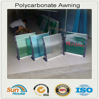 awning in philippines Polycarbonate canopies
