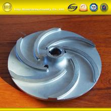 small stainless steel impeller