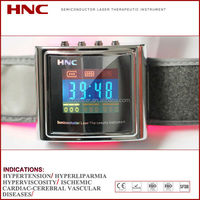 HNC laser acupuncture diabetes therapy machine with CE approved