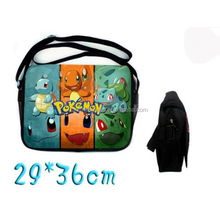 29*36cm Pokemon Single shoulder School bag