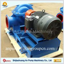 Volute split casing pumps for irrigation