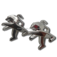 Casting 3d Eagle Shape Security Badge Pin With Gold Plating For Airlines