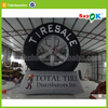inflatable tire advertising inflatable tire balloon for Car Show