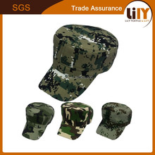 wholesale men's army hats adjustable cool flat top women military cap