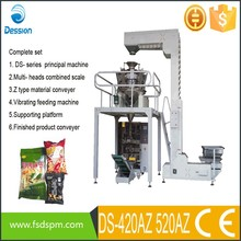 Multipurpose automatic dried leeches weighing packaging machine DS-420AZ