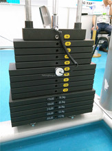 factory weight stack sets/sports goods in gym machine