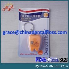 En forma de diente hilo dental como regalo promoción