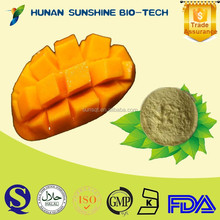 alibaba china supplier 100% natural Mango Powder as natural plant extract