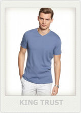2014 high quality brand fashion plain el t-shirt for man factory directly