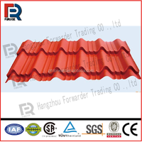 Cheap Colorful Corrugated Metal Sheet / China quality stone coated steel roofing panels