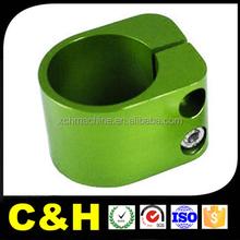 Customized aluminum 5052 6061 7075 machining parts CNC drilling service