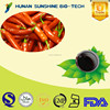 ISO&GMP manufacturer supply Capsicum oil Paprika Oleoresin for Natural Chilli red color pigment