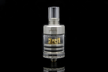 China supply hot sale Aris rda ss aris atomizer 1:1 clone with the best quality&pricing aris rebuildable dripper atomizer