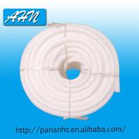 Custom Variety Sizes White Drainage Plastic Corrugated Pipe