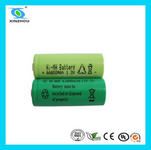 nimh battery pack aa 800mah