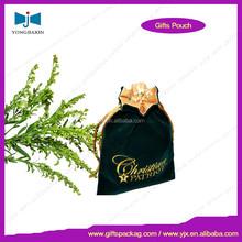 supplier factory wholesales OEM packing velvet bags