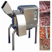 vertical full automatic commercial frozen meat dicer/ mutton beef pork dicing machine/stainless steel cutter