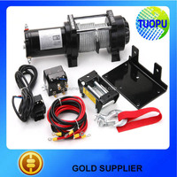 Electric winch for off road,fast line speed electric winch from China