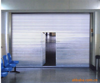 China Industrial High Quality Steel Roller Shutter Door