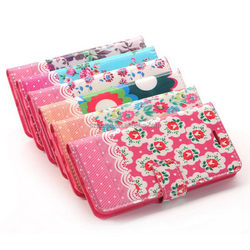 Newest hot sell for ipad mini leather case 360