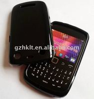mobile phone case TPU Skin case for BlackBerry 9360 9370 Apollo High Gloss UV style silicone case