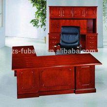 Hot selling life fashion melamine wood office desk