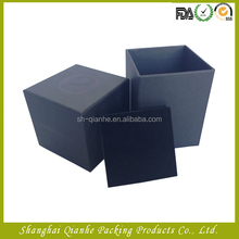 Candle Paper Box With Logo Embossment And Hot Stamping