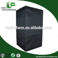 Chin up hydroponics 600d grow tent supply/ high quality pole connectors complete grow tent