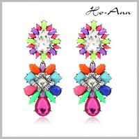2015 New arrival hot sale beautiful stud women earrings for gift