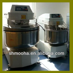 dough mixer bakery equipment/Automatic Spiral Mixer 50kg (CE,ISO9001,factory lowest price)